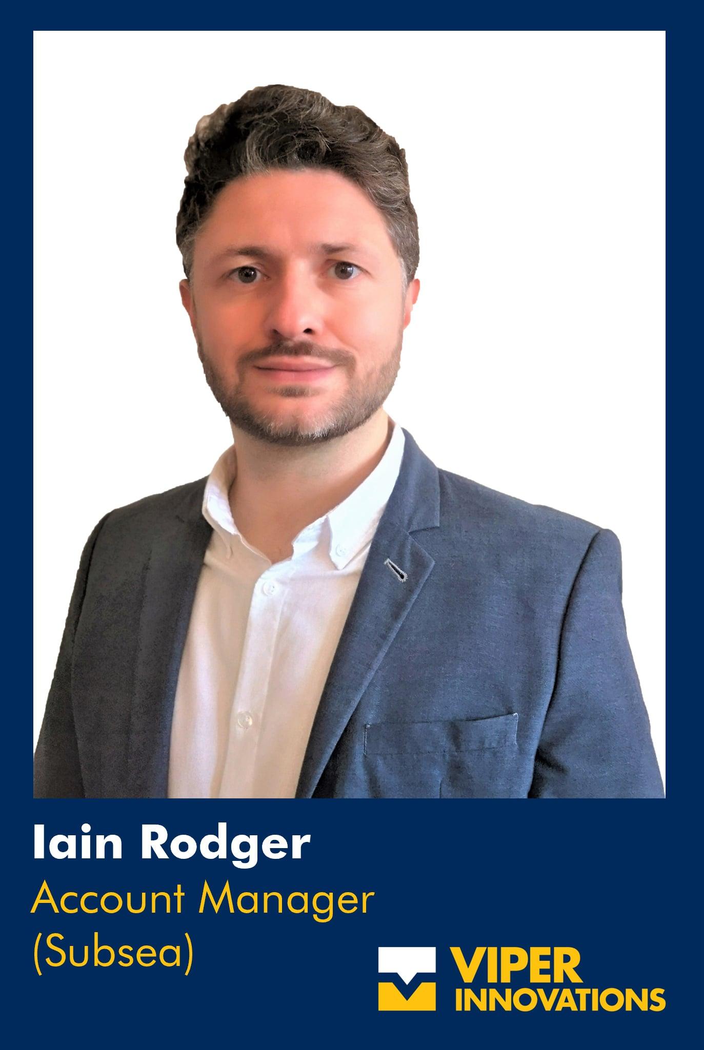 Iain Rodger Business Development
