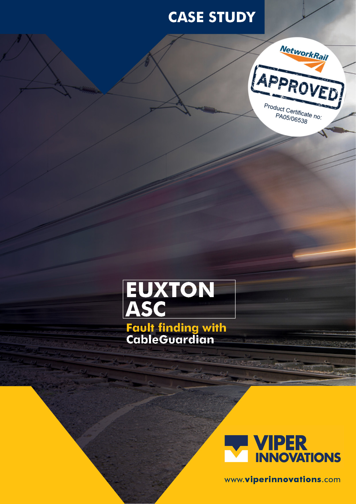 Euxton Case Study Cover